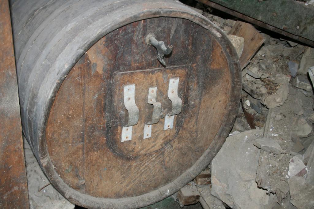 Παραδιοσιακά καζάνια για τσίπουρο στην Χελιδόνα Ευρυτανίας